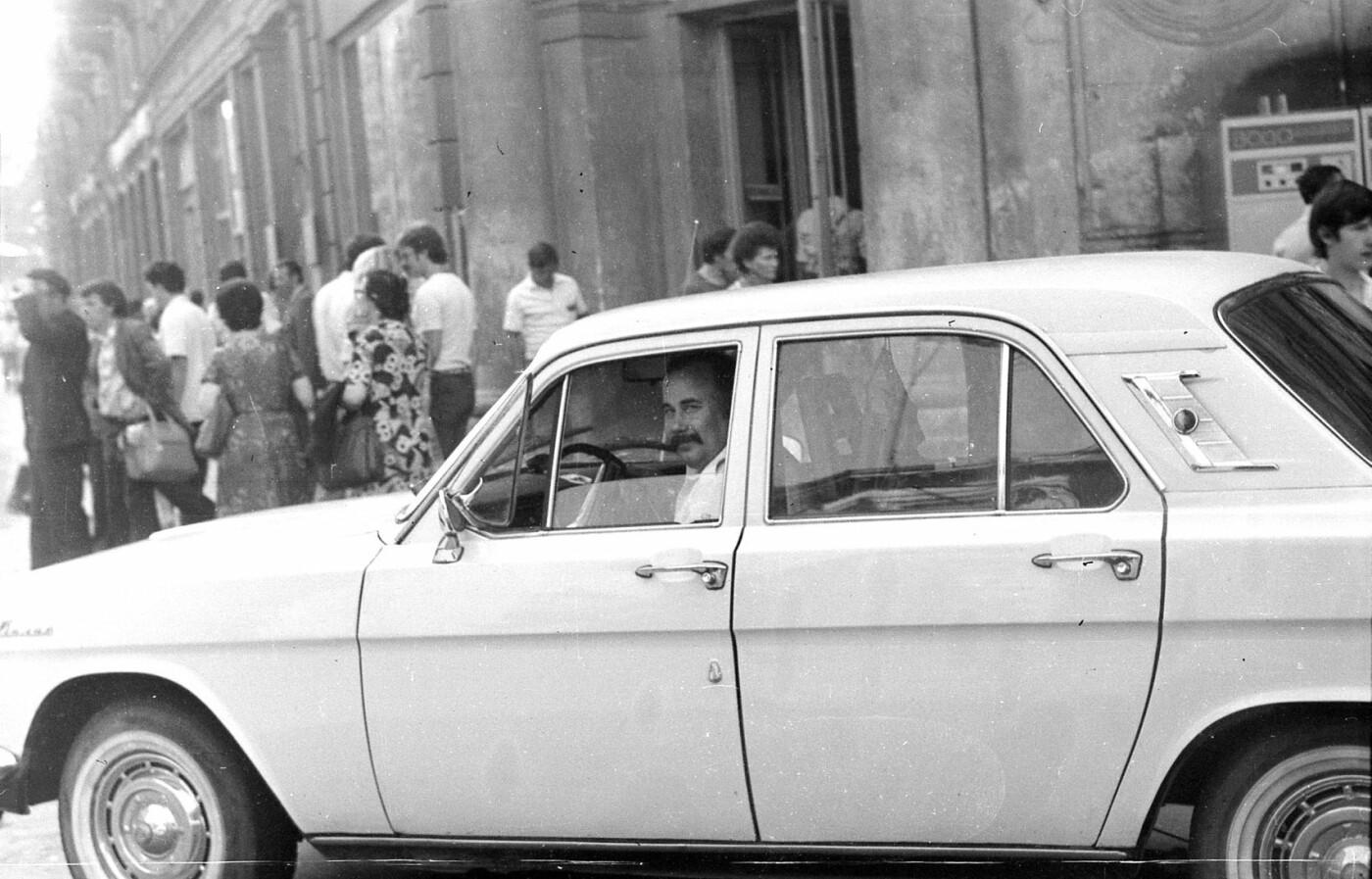 Як виглядали перехожі на вулицях Львова у 1970-х роках, - ФОТО, фото-3
