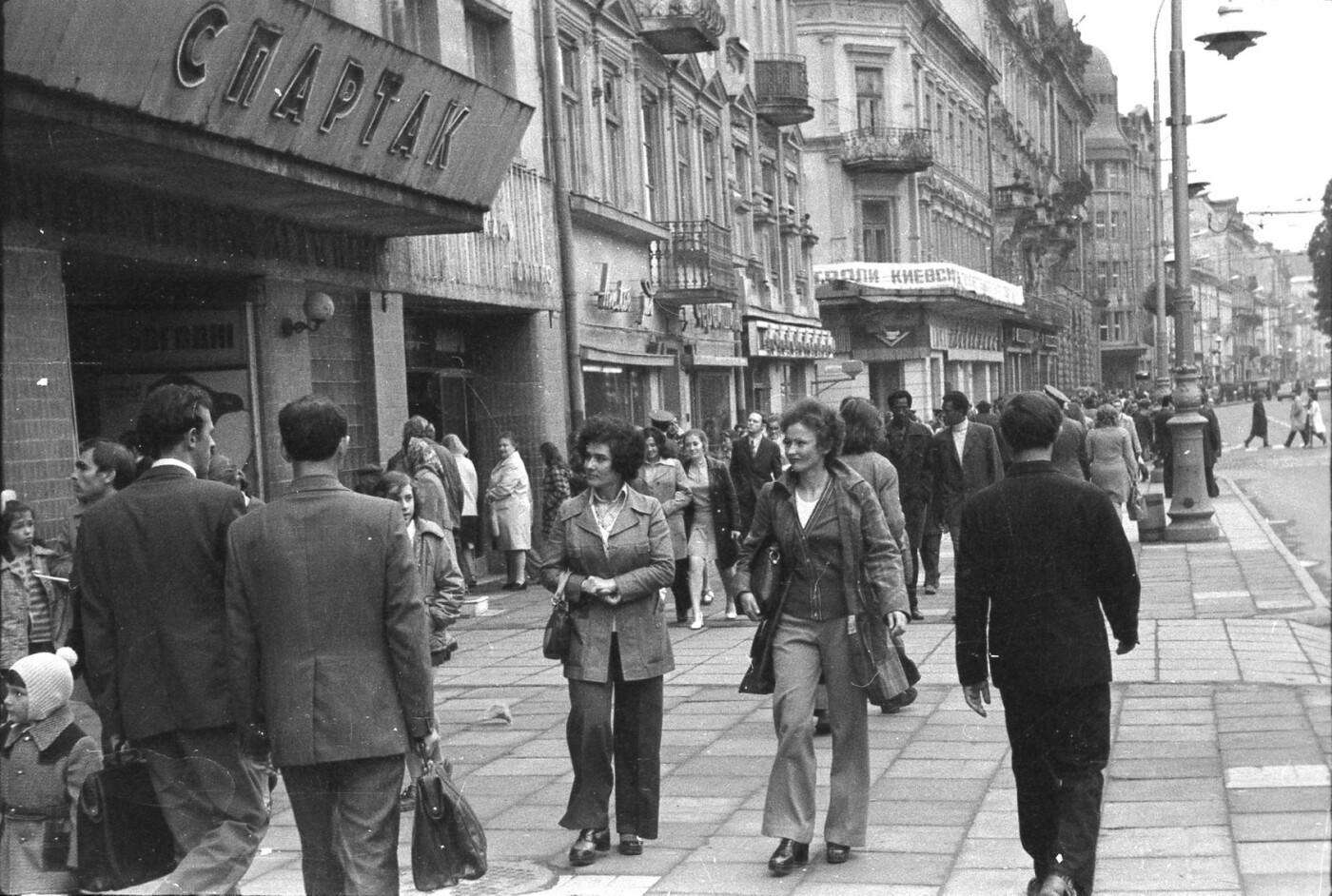 Як виглядали перехожі на вулицях Львова у 1970-х роках, - ФОТО, фото-18