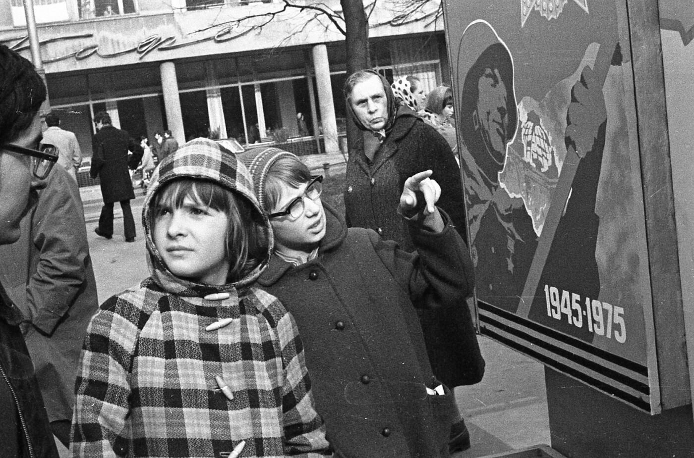 Як виглядали перехожі на вулицях Львова у 1970-х роках, - ФОТО, фото-16