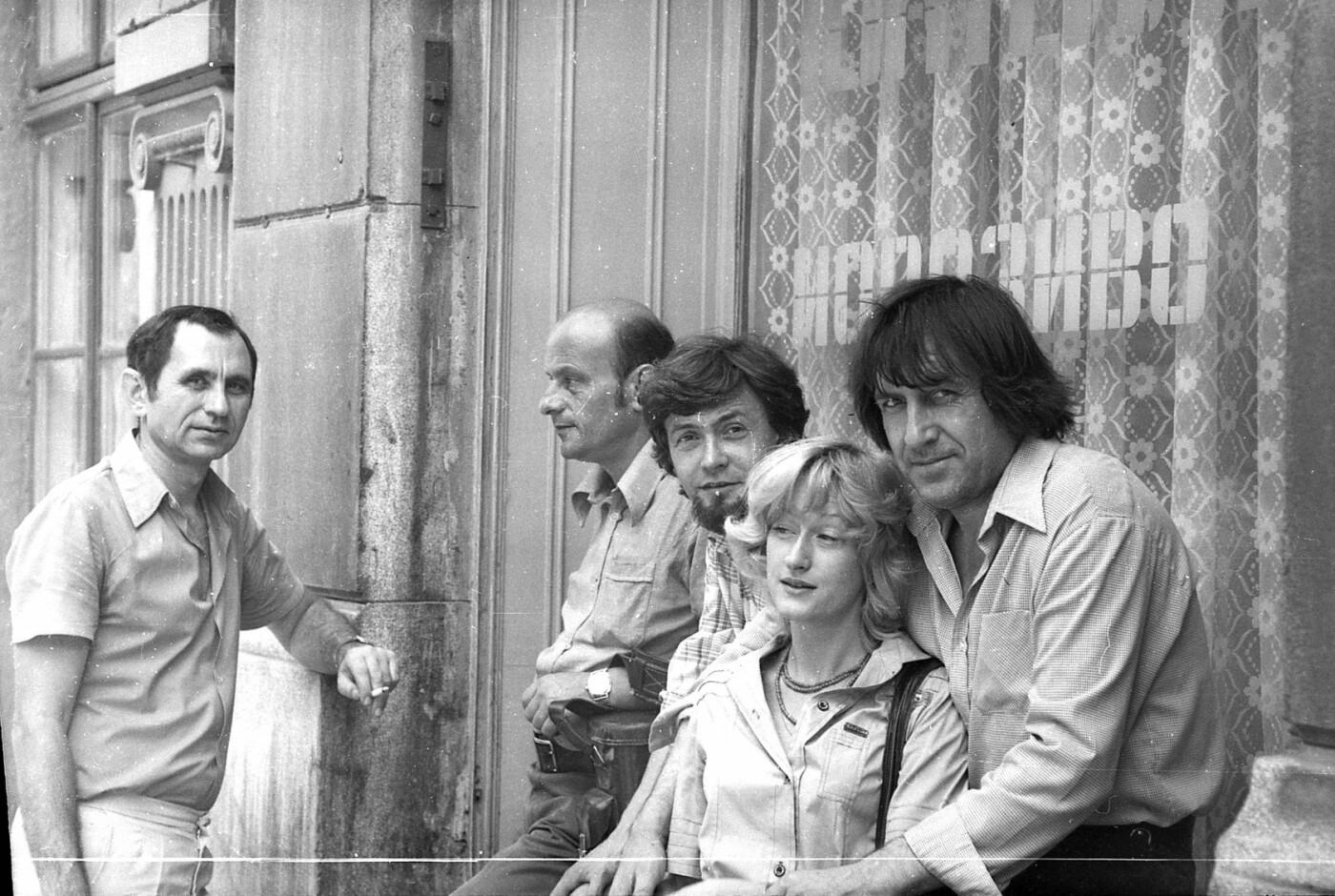 Як виглядали перехожі на вулицях Львова у 1970-х роках, - ФОТО, фото-1