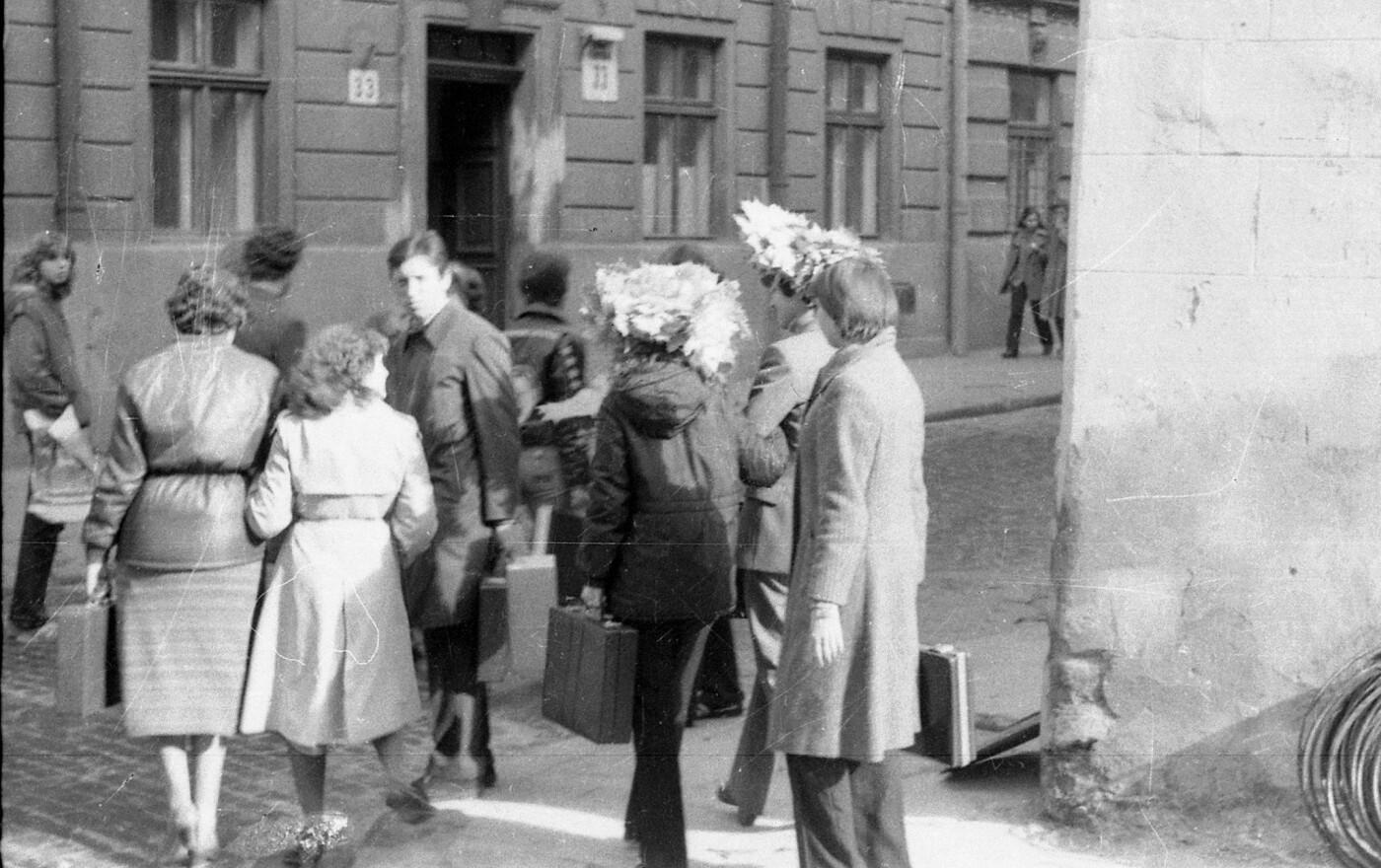 Як виглядали перехожі на вулицях Львова у 1970-х роках, - ФОТО, фото-12