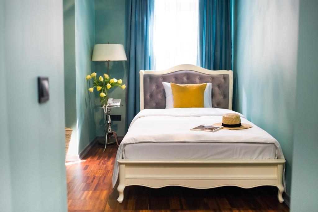 Готелі Львова: 5 локацій з оригінальним інтер'єром, фото-8, Фото: www.booking.com