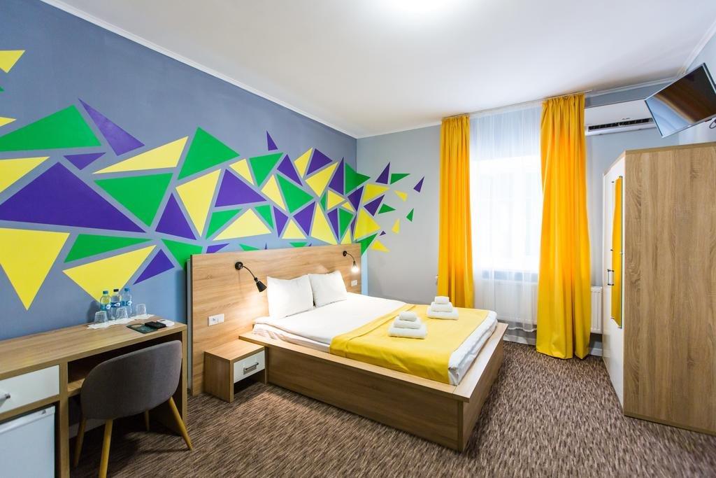 Готелі Львова: 5 локацій з оригінальним інтер'єром, фото-3, Фото: www.booking.com