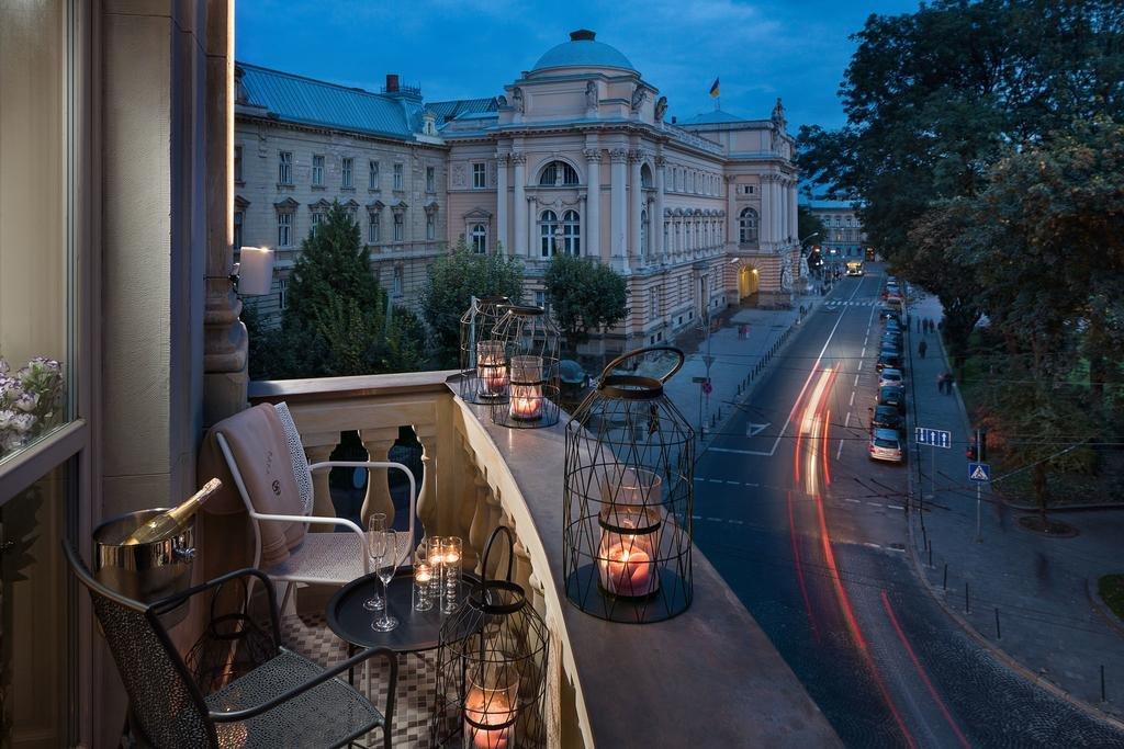 Готелі Львова: 5 локацій з оригінальним інтер'єром, фото-6, Фото: www.booking.com