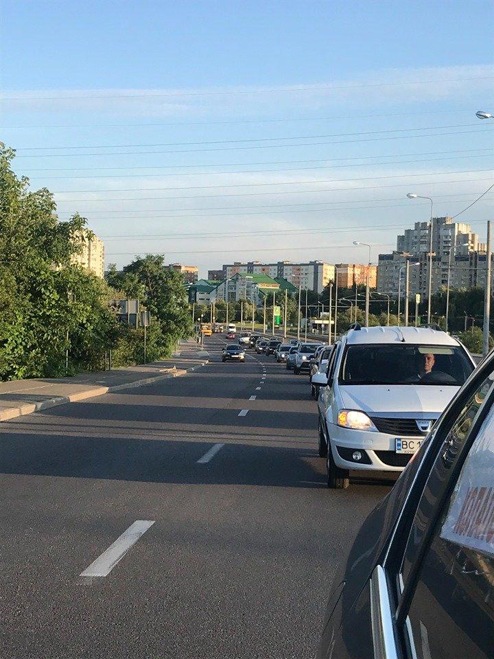 Містяни просять зупинити транспортний колапс на Сихові: що вимагають, фото-3