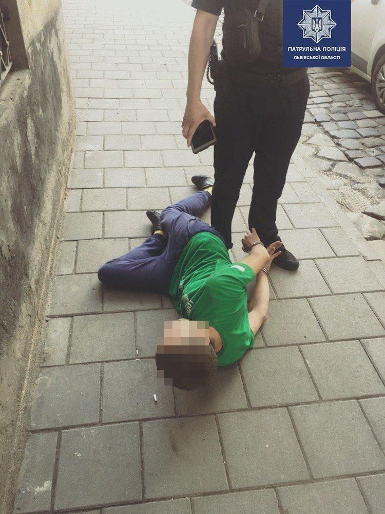 У Львові спіймали рекордно нетверезого водія, - ФОТО, фото-1