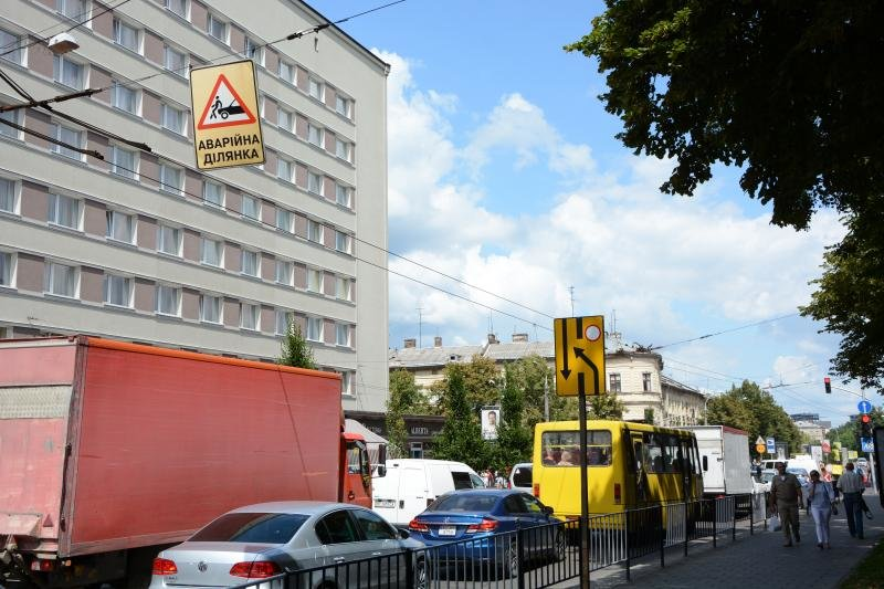 У Львові ремонтують дорогу на проспекті Чорновола, - ФОТО, фото-5, Фото: ЛМР