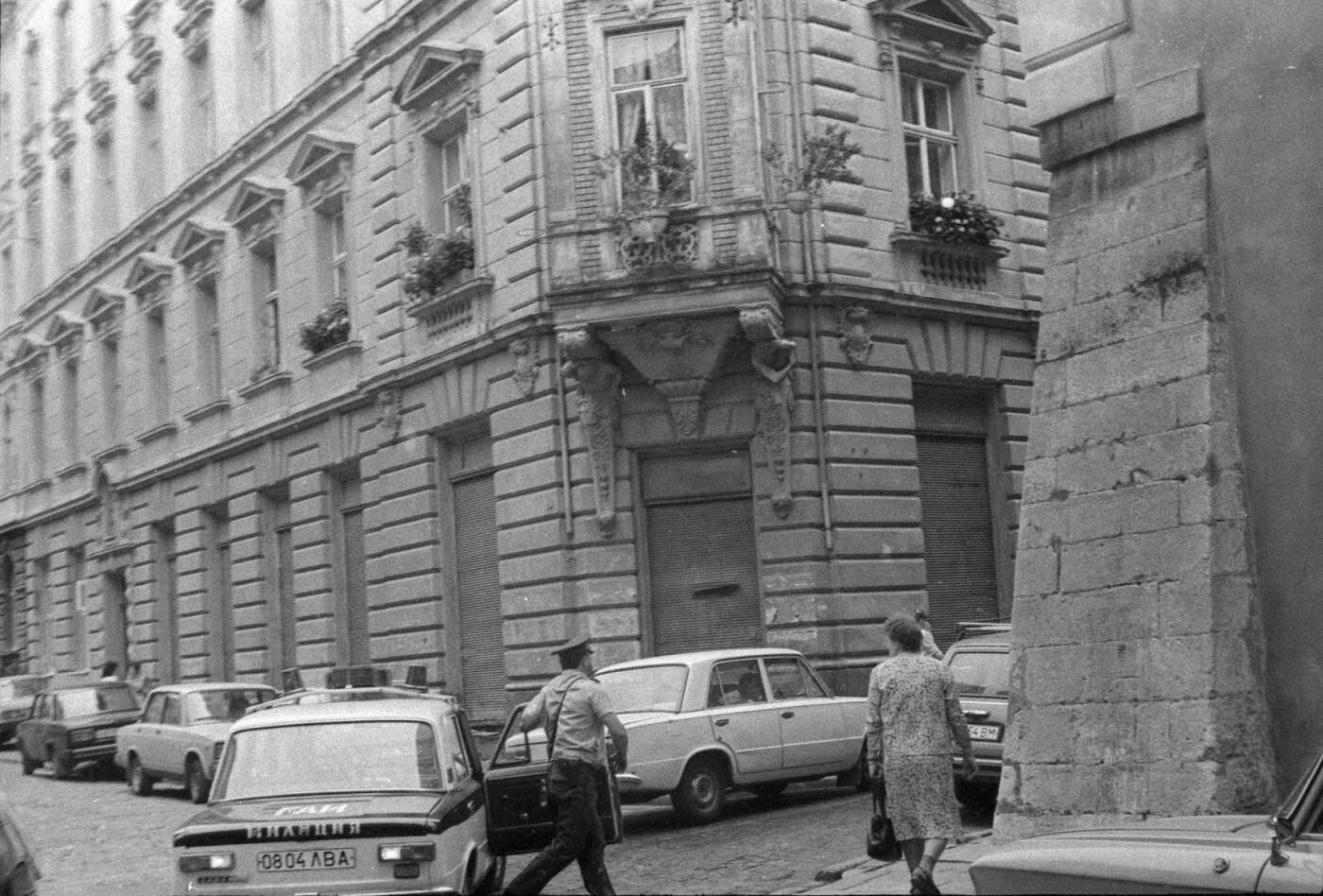 10 світлин архітектури Львова 90-х років в об'єктиві Вілі Фургало , фото-6