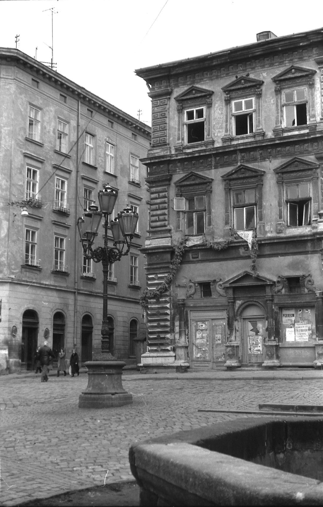 10 світлин архітектури Львова 90-х років в об'єктиві Вілі Фургало , фото-1