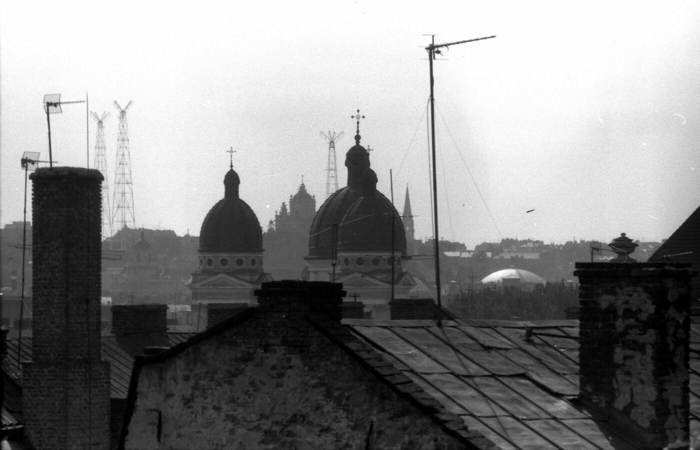 10 світлин архітектури Львова 90-х років в об'єктиві Вілі Фургало , фото-4