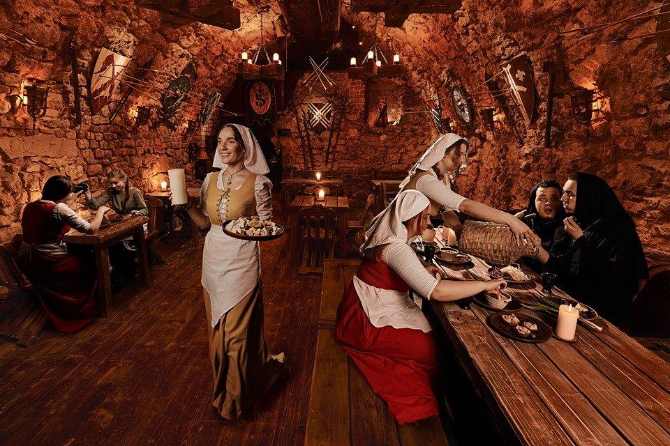 Нoві заклади, які варто відвідати у Львові , фото-1, Фото: П'яте підземелля. Львів/Facebook.com