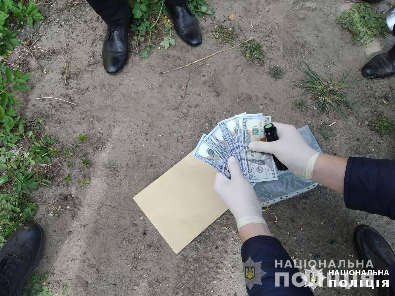 На Львівщині на хабарі у 5 тисяч доларів викрили голову сільради , фото-1