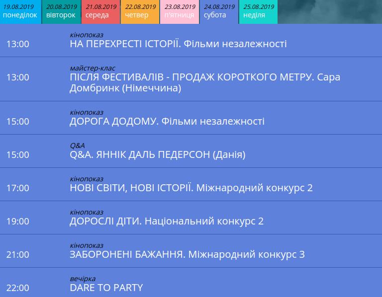 У Львові відбудеться фестиваль короткого метру Wiz-Art,  - ПРОГРАМА, фото-6