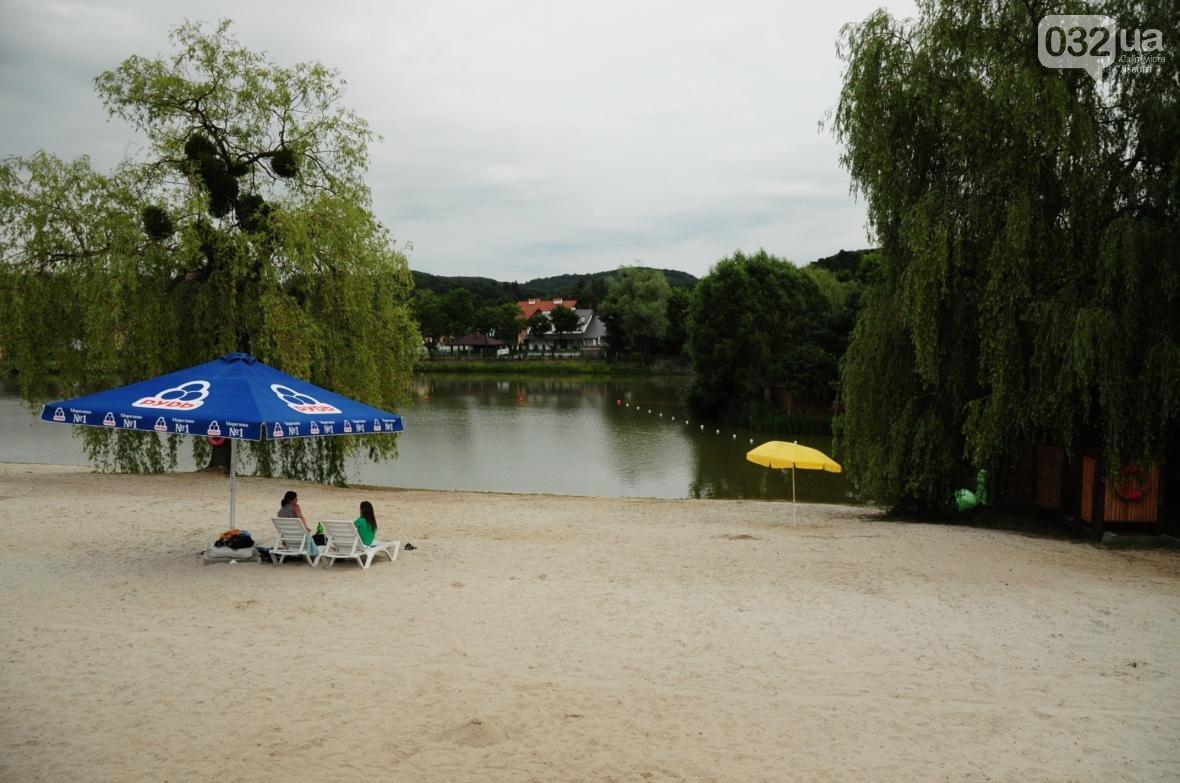 Озера в радіусі до 40 км від Львова, - ІНТЕРАКТИВНА МАПА, фото-2