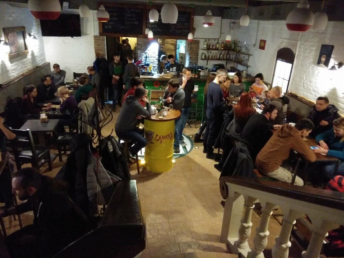 Де у Львові випити крафтового пива , фото-4