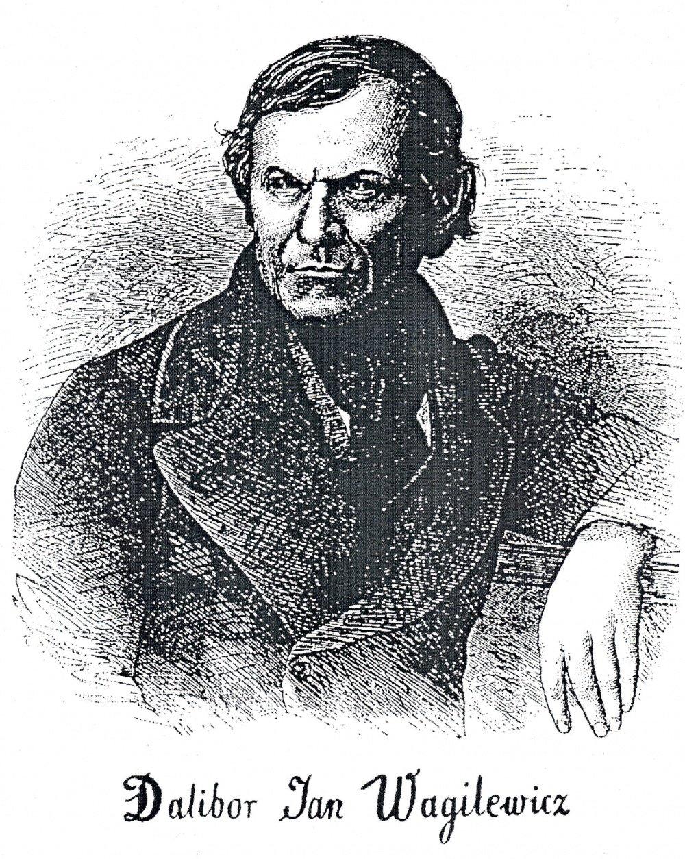 На фото: Головацький і Вагилевич