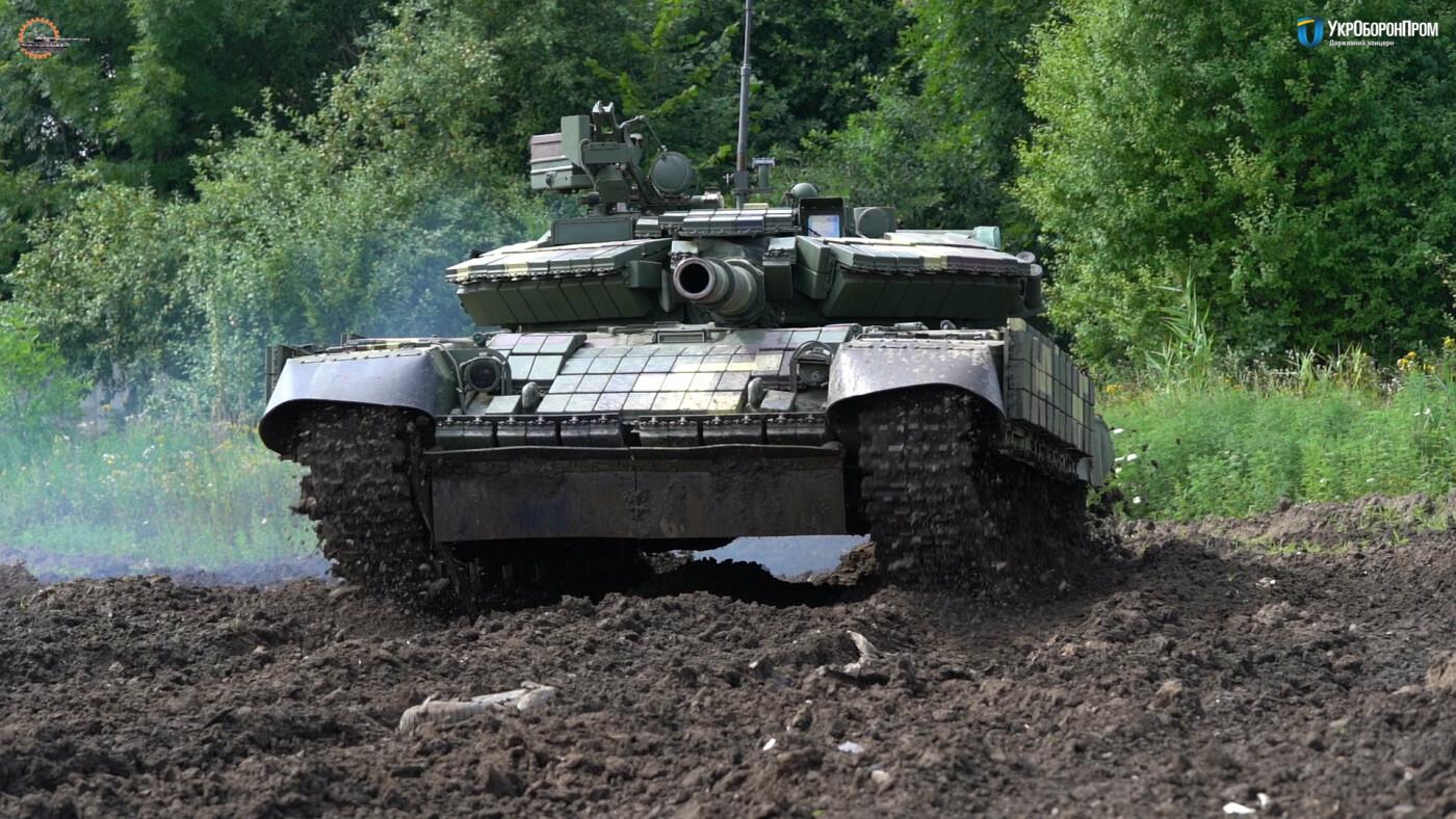 У Львові модернізують танки Т-64, - ФОТО, фото-1