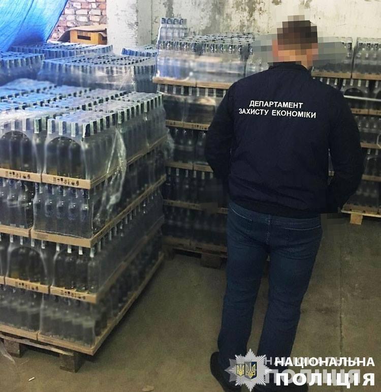 У Червонограді виявили масштабний підпільний горілчаний цех, - ФОТО, фото-1