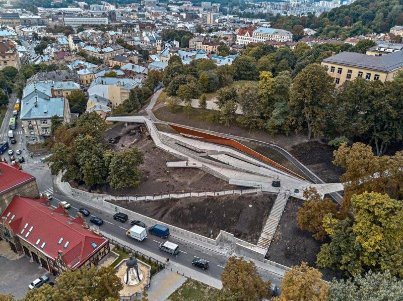 У Львові урочисто відкрили  Меморіал Небесної Сотні, - ФОТО, ВІДЕО, фото-3