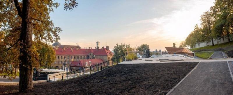 У Львові урочисто відкрили  Меморіал Небесної Сотні, - ФОТО, ВІДЕО, фото-6