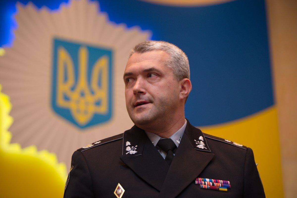 Новини Львова: Аваков вирішив звільнити голову львівської поліції Валерія Середу, фото-1