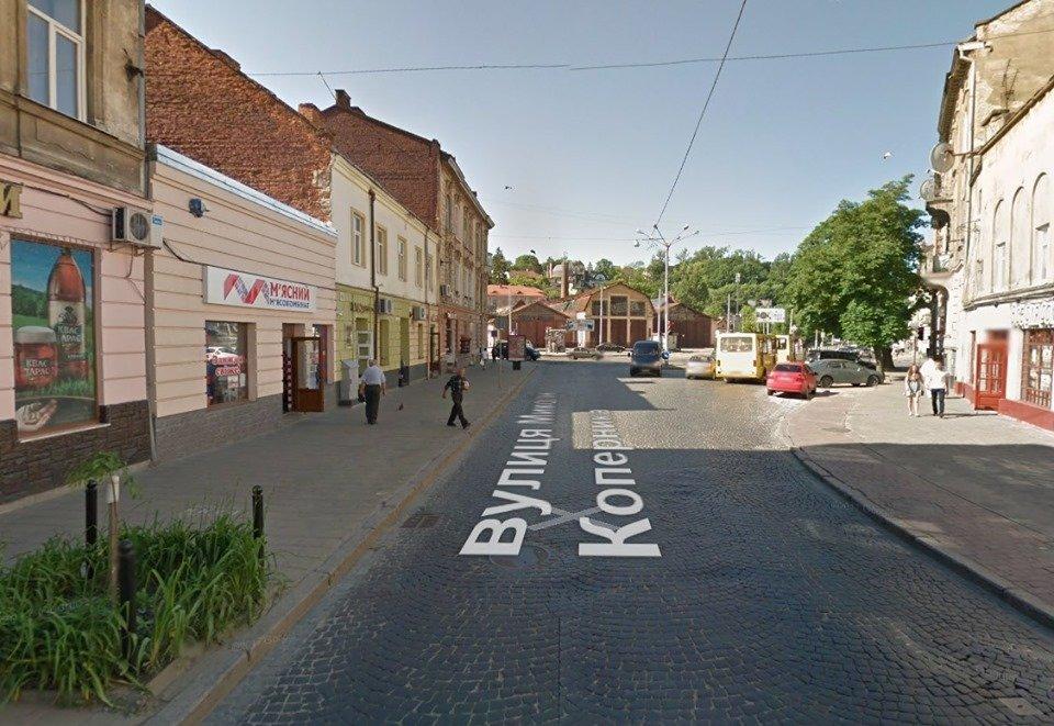 На Коперника у Львові облаштують пішохідний перехід , фото-1