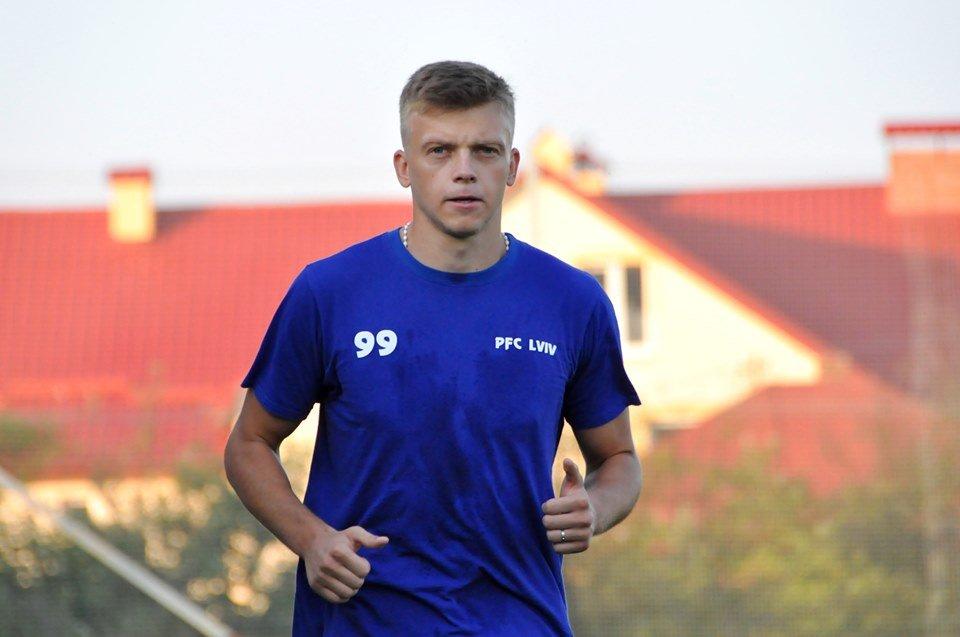 """ФК """"Львів"""" на тренуванні, Facebook"""