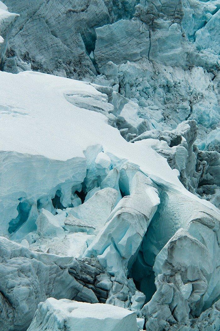 Фото: льодовик Folgefonna