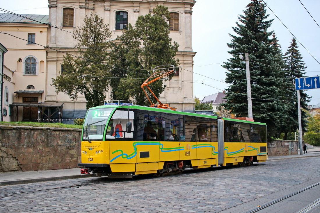 Трамвай у Львові/Пасажирський транспорт