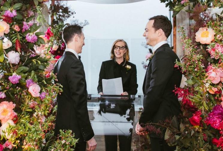 Одностатеві шлюби відомих людей / фото: Instagram, з вільних джерел