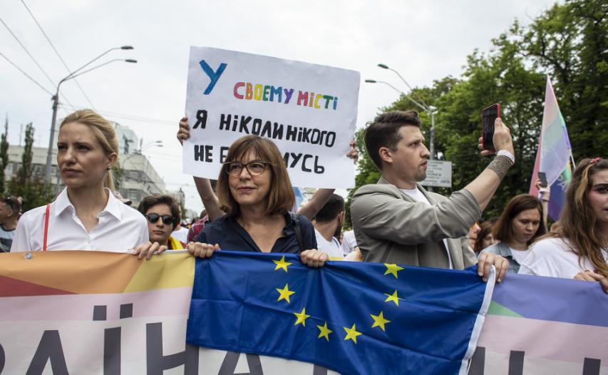 Український Марш рівності / фото: hromadske.ua