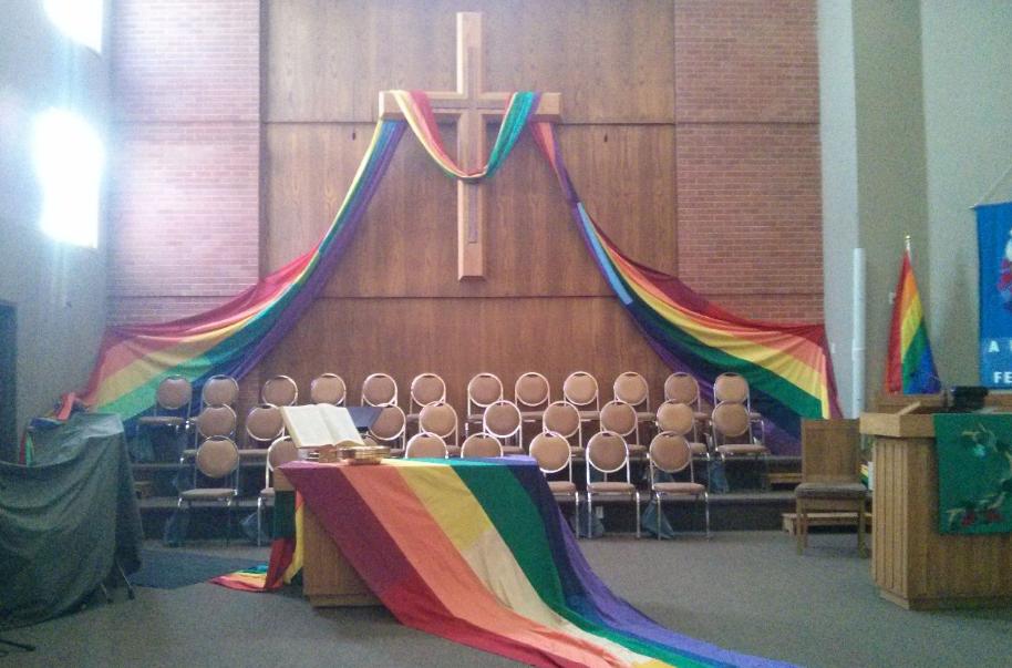 Церква у Сан-Франциско / фото: nuntiare.org