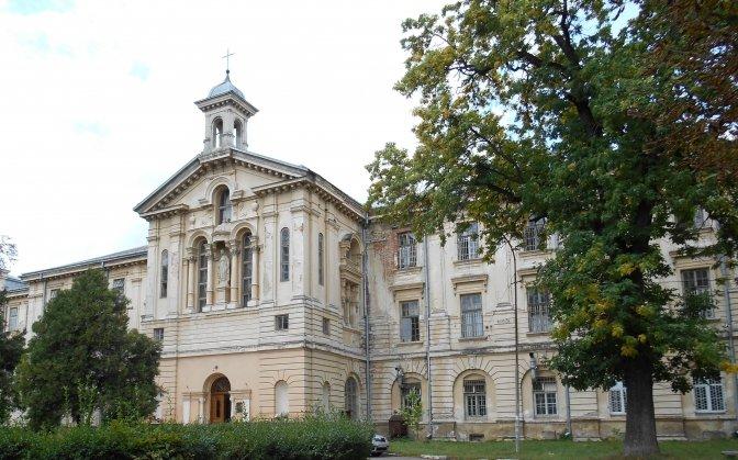 Львівська обласна психіатрична лікарня/фото з відкритих джерел