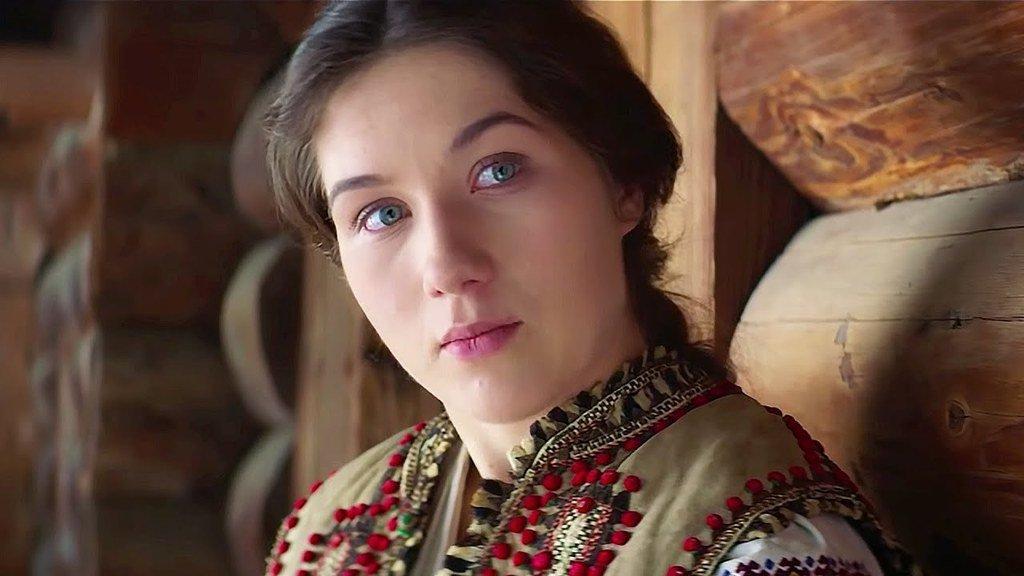 Гуцулка Ксеня, кадр з фільму