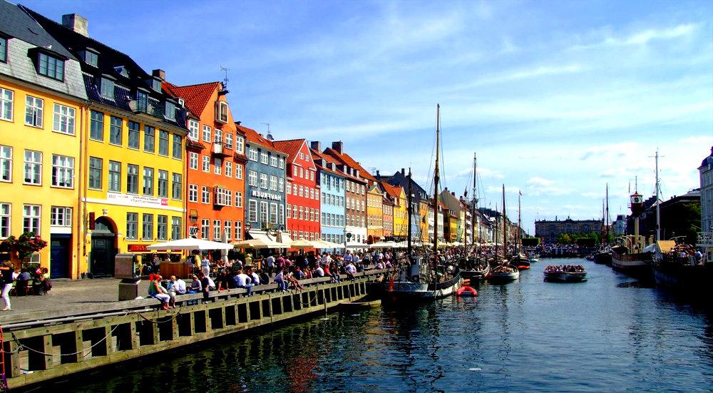Копенгаґен/фото Airlife