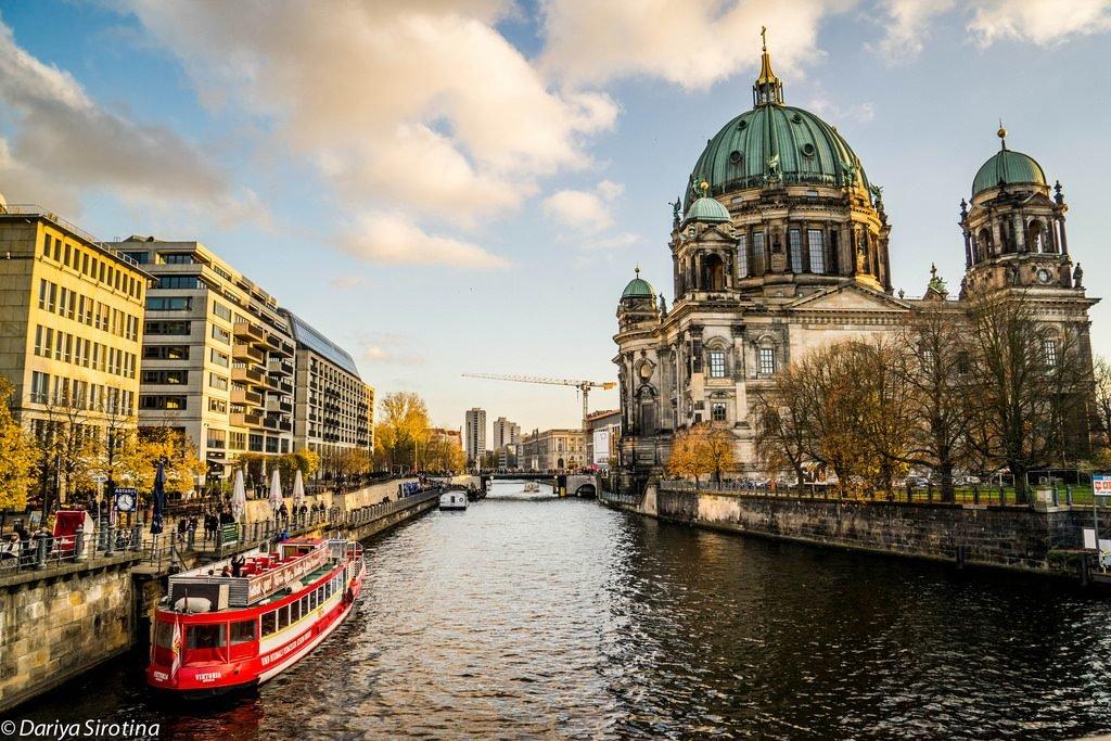 Берлін/фото Дарії Сиротіної