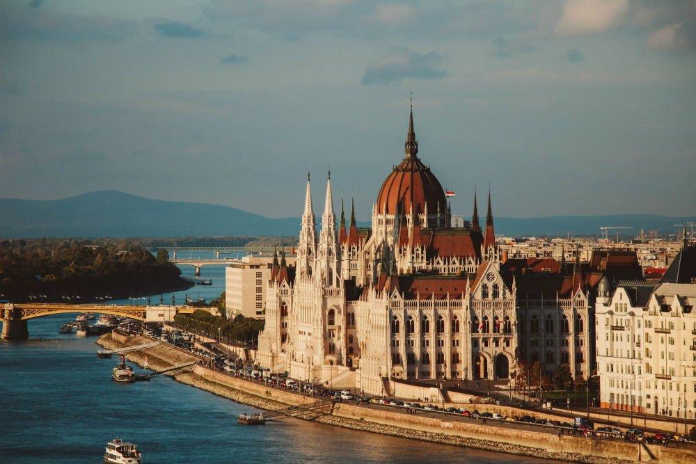 Будапешт/фото OneTwoTrip