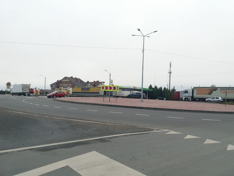 Транспортна розв'язка в Сокільниках, фото: Автодор