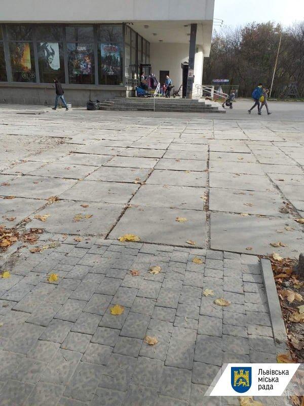 У львівському парку «Горіховий гай» облаштували доріжки, - ФОТО , фото-3