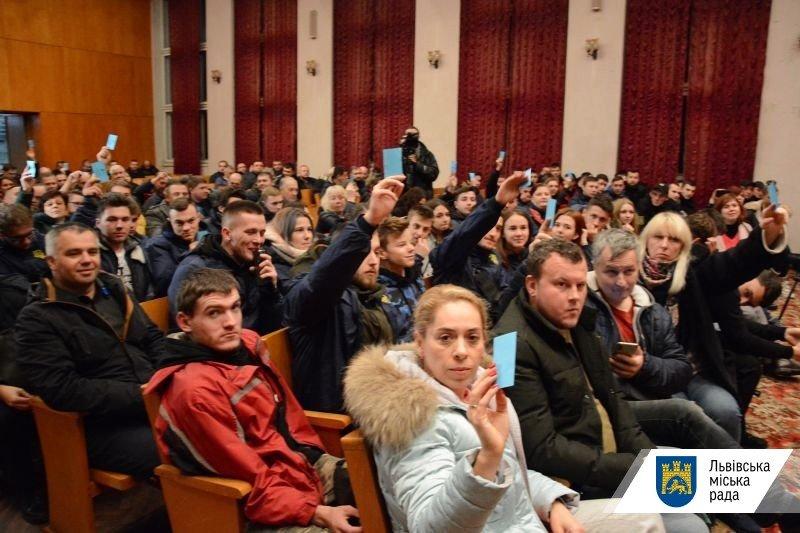 Громадські слухання, фото ЛМР