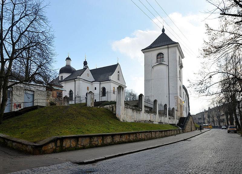 Монастир святого Онуфрія у Львові