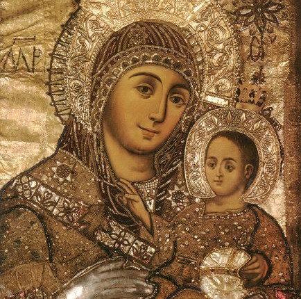 Ікона Вифлеємської Пресвятої Богородиці