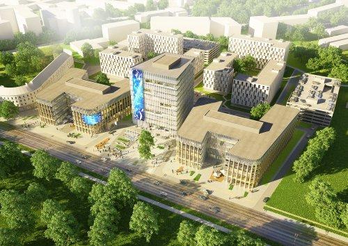 візуалізація LvivTech.City