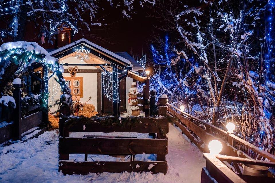 фото резиденції Святого Миколая