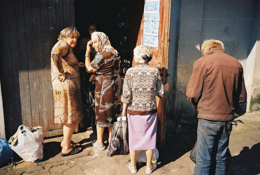 Володимир Возний / Джерело: https://www.the-village.com.ua/village/city/street-photo/288353-volodimir-vozniy-photo-lviv
