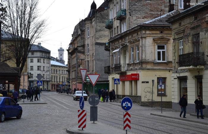 Вул. Хмельницького, фото: Вікіпедія
