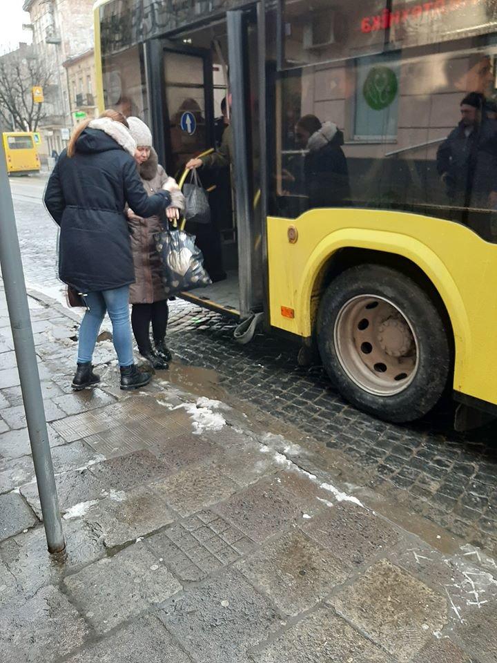 Фото: автобус №5 / Елізабета Дзяна