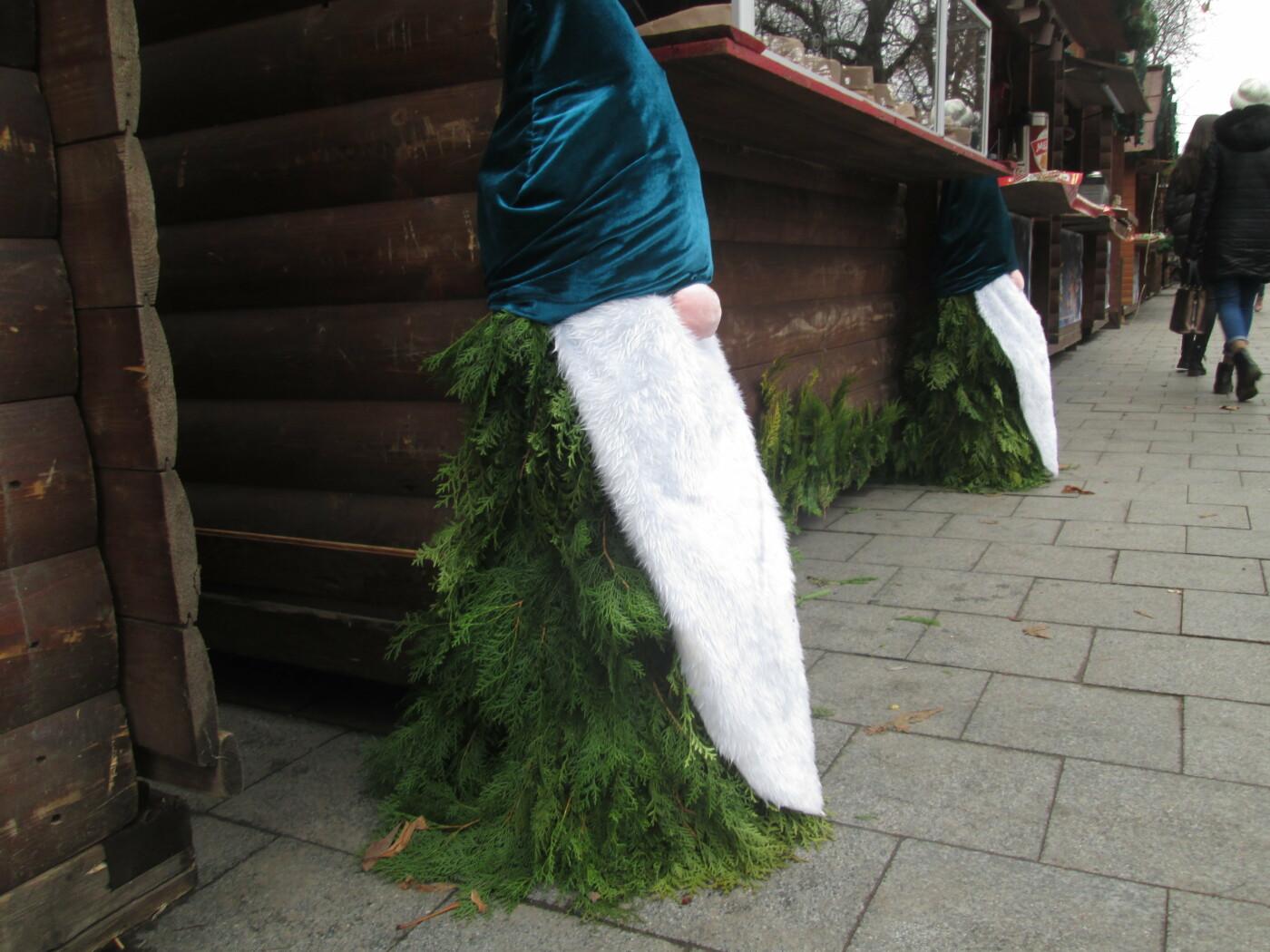 У Львові відкрився Різдвяний ярмарок, - ФОТО, фото-12