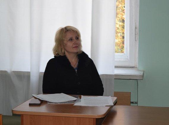 Марія Гучко/фото з сайту Жидачівської РДА