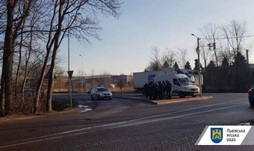 Перехрестя, де була встановлена камера/фото пресслужби ЛМР